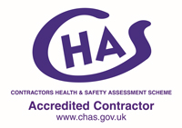 JMR Recruitment Services Ltd registered CHAS Contractor